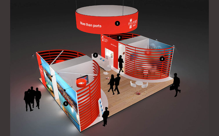 Exhibition Stand Design Glasgow : Trade shows exhibitions events amberry marketing